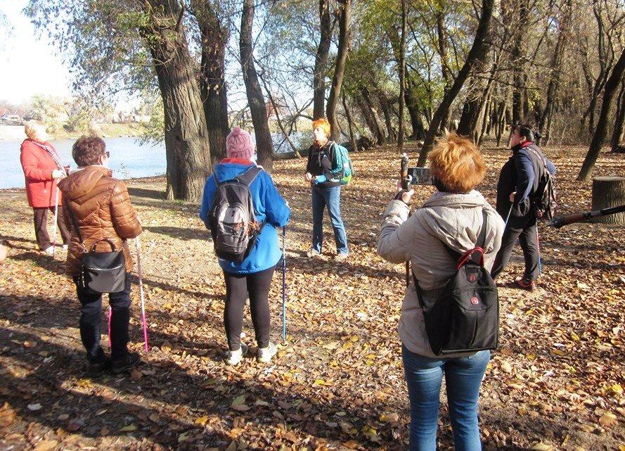 Szegedi Nordic Walking túrák